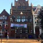 De speellocatie in Groningen.