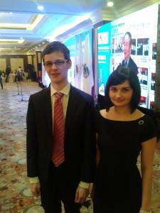 foto tijdens de SWMG Beijing 2013