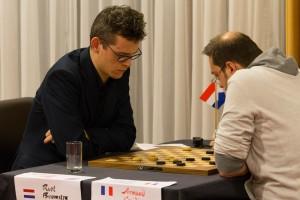 Roel Boomstra - Arnaud Cordier (foto Geb Kos)