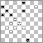 opgave 2: Zwart aan zet wint.