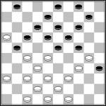 opgave 3: Juri Ermakov - Wit speelt en wint.